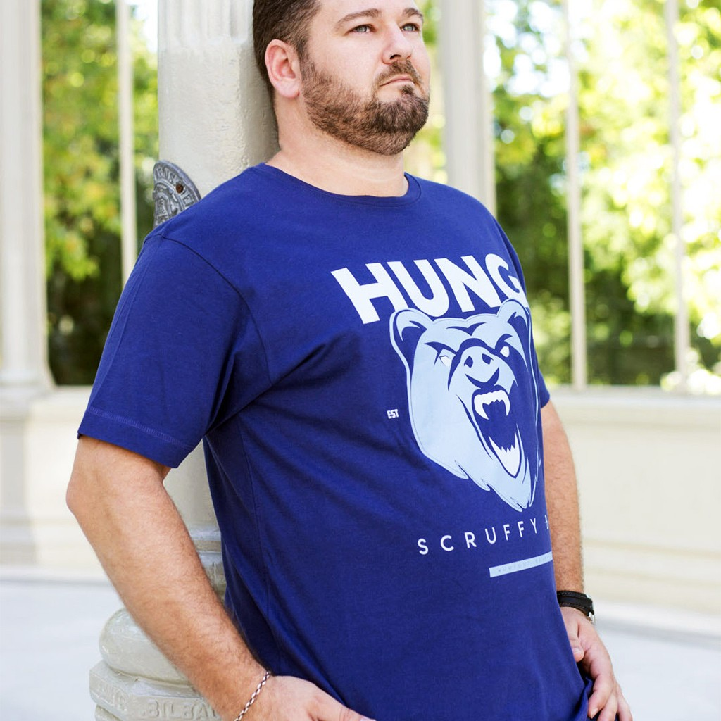 Hung – Scruffy Bear T-shirt